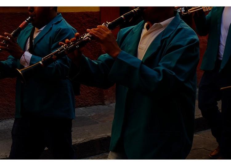 Conoce el característico sonido del oboe
